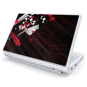 Skin Cover Decal Sticker for Dell Mini 10 / Mini 10v Netbook Laptop