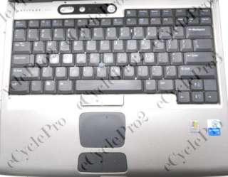 Dell Latitude D600 14 Laptop  1.6 GHz Pentium M  512 MB PC 2100
