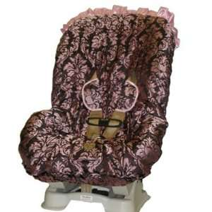 Baby Bella Maya Toddler Girls Designer Pink Champagne Car