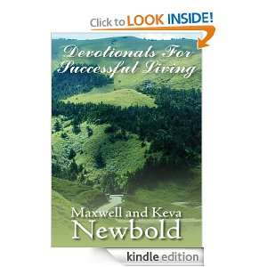 Devotionals For Successful Living Maxwell and Keva Newbold