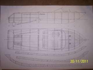 Download Model boat plans on cd | Stephen Isma