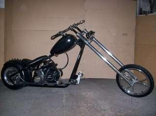 MINI CHOPPER MOTORCYCLE BIKE BOBBER HARLEY MINI CHOPPER MOTORCYCLE