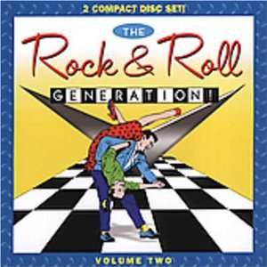 Rock and Roll Generation, Vol. 2 (2 Disc set) Various Artists Music