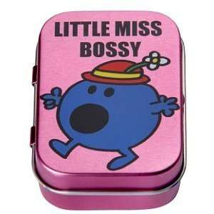 The Three Daughters Peppermint Tins   Little Miss Bossy Toys & Games