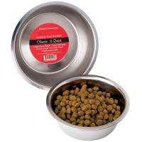 Metal DOG CAT PET BOWL Stainless Steel FOOD DISH