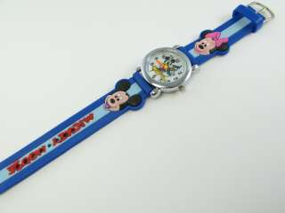 NEW Disney Mickey Mouse & Donald Duck kids 3D Watch