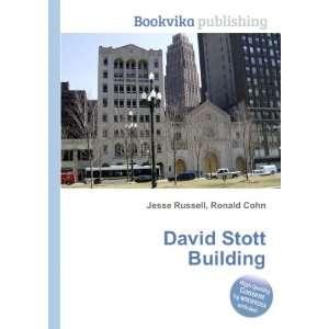 David Stott Building Ronald Cohn Jesse Russell Books