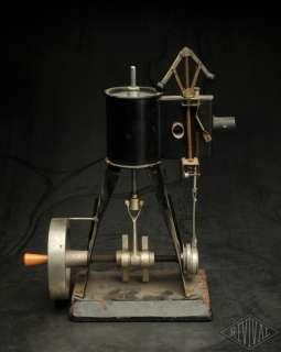 1950s Vertical Steam Engine Model LDH 35