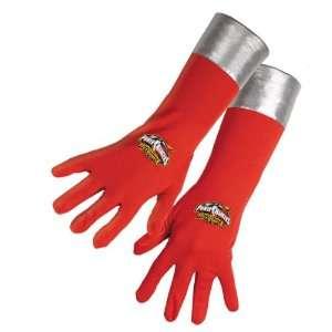 Power Ranger Red Ranger Gloves