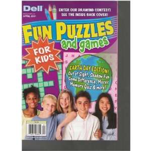 Dell Fun Puzzles and Games for kids (Earth Day edition