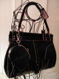 bag purse handbag SATCHEL pocketbook hobo Dunaway leather beige 180838
