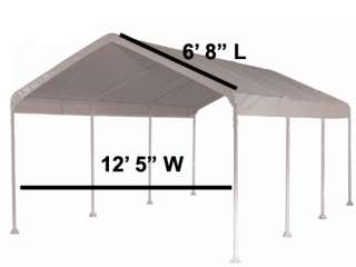12 X 20 Valance Tarp Cover Replacement Canopy Shade