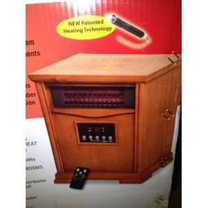 Source Green Heat 1800 Sq Foot Infrared Quartz Heater Made