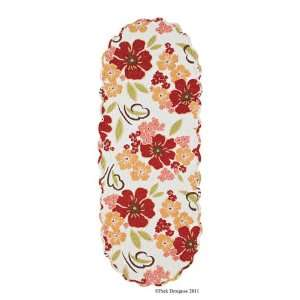 Park Designs Reversible Quilted Table Runner 13x36 Red