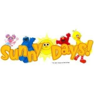 Sesame Street Titlewave Stickers, Sunny Days Arts, Crafts