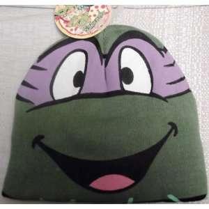 TEENAGE MUTANT NINJA TURTLES TMNT DONATELLO Purple Knit