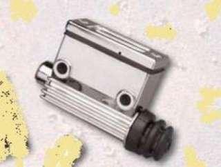 new chrome rear brake master cylinder kelsey hayes type fits