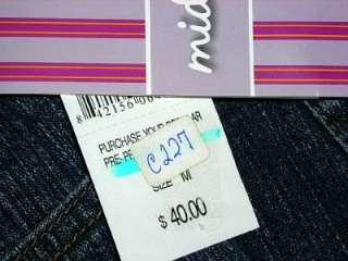 OH BABY Motherhood Maternity Denim Jeans~$40 $48~NWT