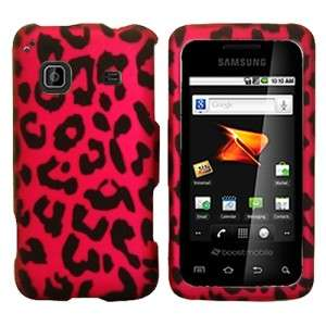 Leopard HARD Protector Phone Case Cover for Samsung Galaxy Precedent