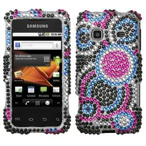 Diamond BLING Hard Case Phone Cover for Samsung Galaxy Precedent