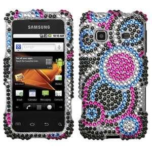 Diamond BLING Hard Case Phone Cover for Samsung Galaxy Precedent