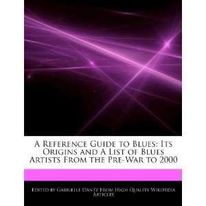 From the Pre War to 2000 (9781276183659): Gabrielle Dantz: Books