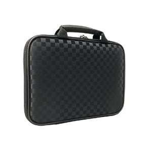 CaseCrown Double Memory Foam Thin Netbook Case (Checker