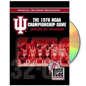 Indiana Hoosiers 1976 NCAA Mens Basketball Championship