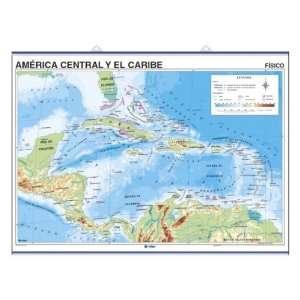 El Caribe (Fisico/Politico) (Spanish Edition) (9788495654106) Books