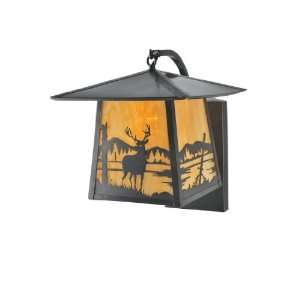 Rustic / Country Single Light Down Lighting Outdoor Wall Sconce Home