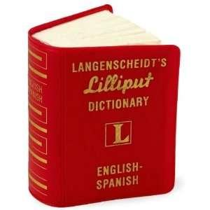 294235 Lilliput Dictionary English Spanish
