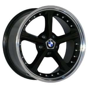 BMW Z3 19 Inch Black P Wheels Rims 1992 1993 1994 1995 1996 1997 1998