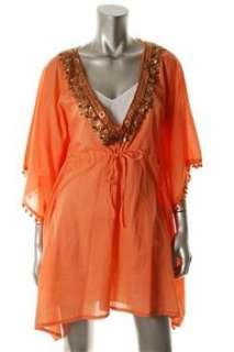 FAMOUS CATALOG Moda Ivory Casual Dress Embellished Sale M |