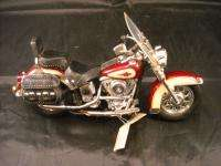 Franklin Mint Harley Davidson Heritage Softail 110