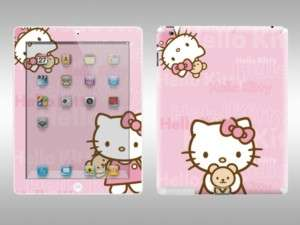 Hello Kitty Sticker Case for Apple iPad 2 ipad 2 P206
