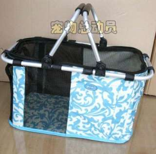 Portable Pet Dog Carrier Handbag pet bag pet cool package