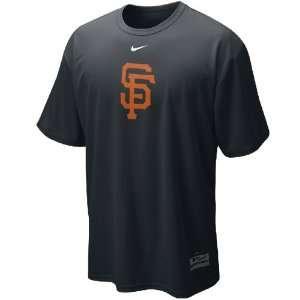 Nike San Francisco Giants Perfect Game Dri FIT Mascot T