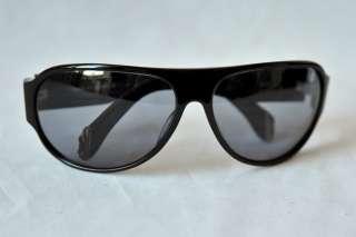 HEARTS Mens Small Fleur De Lis FIZZY Black Leather Case   Sunglasses