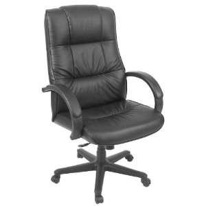 Chair Works Captain High Back Leather Executive Chair