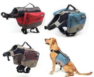 Outward Hound Kyjen Dog Back Pack Travel Camping Hiking