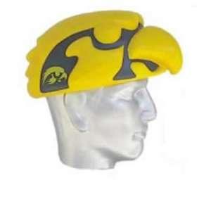 University of Iowa Hawkeyes Foam Hawk Head Hat