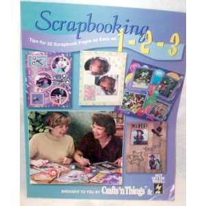 Scrapbooking 1 2 3 CraftsN Things Books
