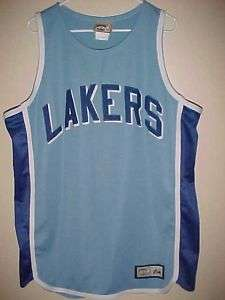 Majestic NBA Hardwood Classics L.A. Lakers Jersey Dress