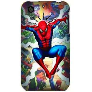 SPIDER MAN ENEMIES IPHONE CASE (Net) (C: 1 1 3