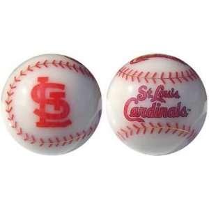 Mounted Memories St. Louis Cardinals Cut Stone Baseball