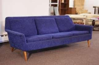 Mid Century Modern Original Sofa Couch Paul McCobb Heywood Wakefield