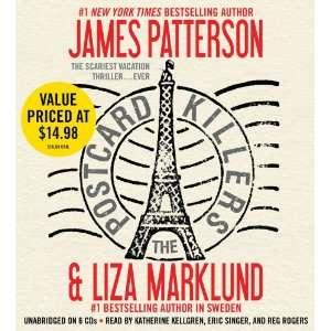 ): James Patterson, Liza Marklund, Katherine Kellgren: Books