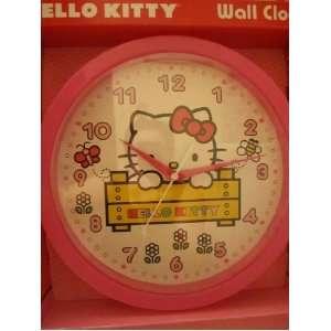 Sanrio Hello Kitty Analog Wall Clock Toys & Games