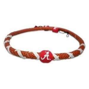 NCAA Alabama Crimson Tide A Logo Classic Spiral Football