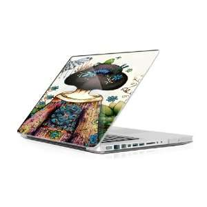 Teapot Topiary   Macbook Pro 13 MBP13 Laptop Skin Decal